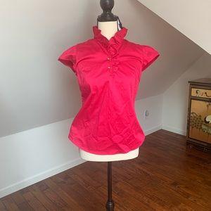 Elizabeth McKay shirt, size 0